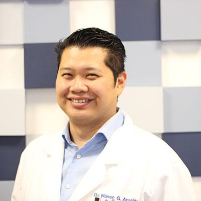 Dr Warren Ansaldo